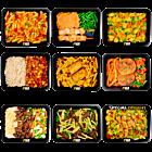Hähnchen/Rindfleisch pack (9x1)