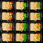 Vollkornreis – Hähnchen – Gemüsepaket (6x2)