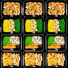 Hähnchen Variationspaket I (4x3)