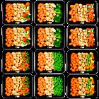 Süßkartoffel – Rind – Gemüsepaket (6x2)