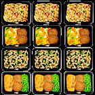 Vegetarische Variationen Paket (4x3)