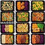 Hähnchen Variationen Mix Paket (12x1) - MASSE