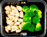 Hähnchen - Broccoliröschen